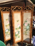 Chinoiserie Bamboo Screen